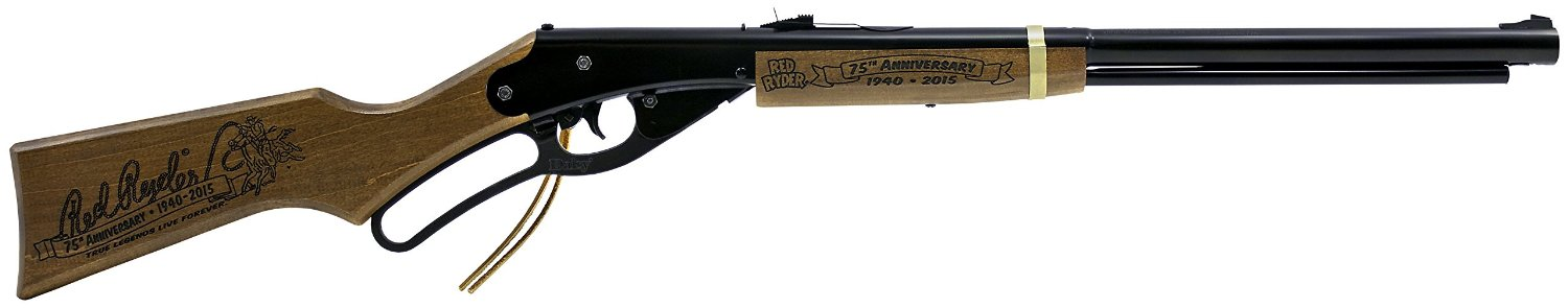 Daisy Red Ryder Model 1938 75th Anniversary Special Edition air rifle | Daisy Red Ryder Model 1938 75th Anniversary Special Edition air rifle review