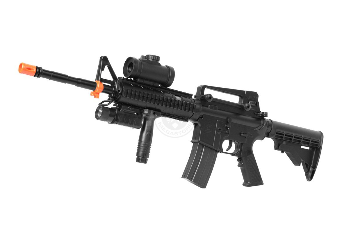 de m4 ris rifle review