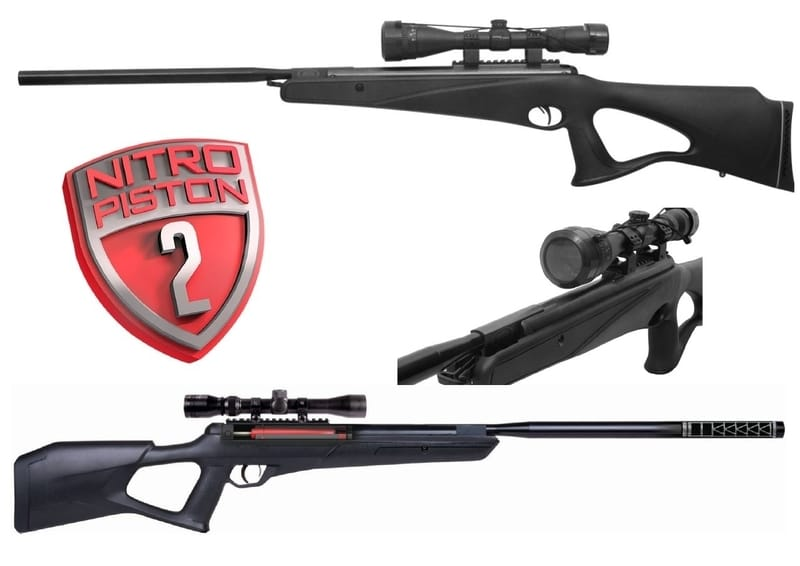 How nitro piston technology can make your gun sport more