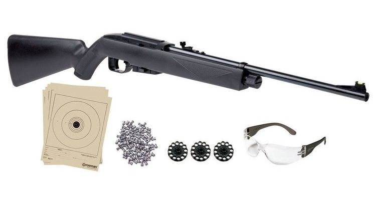 Honest Crosman 1077 semi-automatic CO2 air rifle Review - Air Gun Maniac
