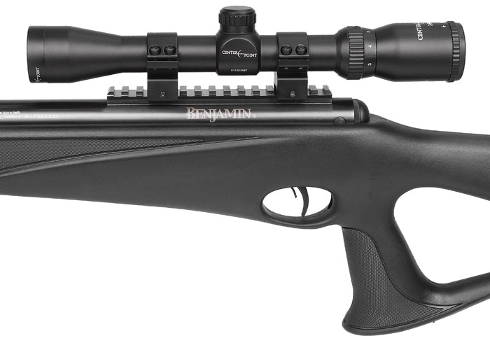 Benjamin Titan XS Air Rifle scope