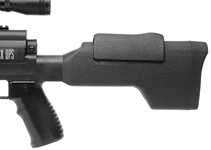 Black Ops Tactical Sniper spring piston stock