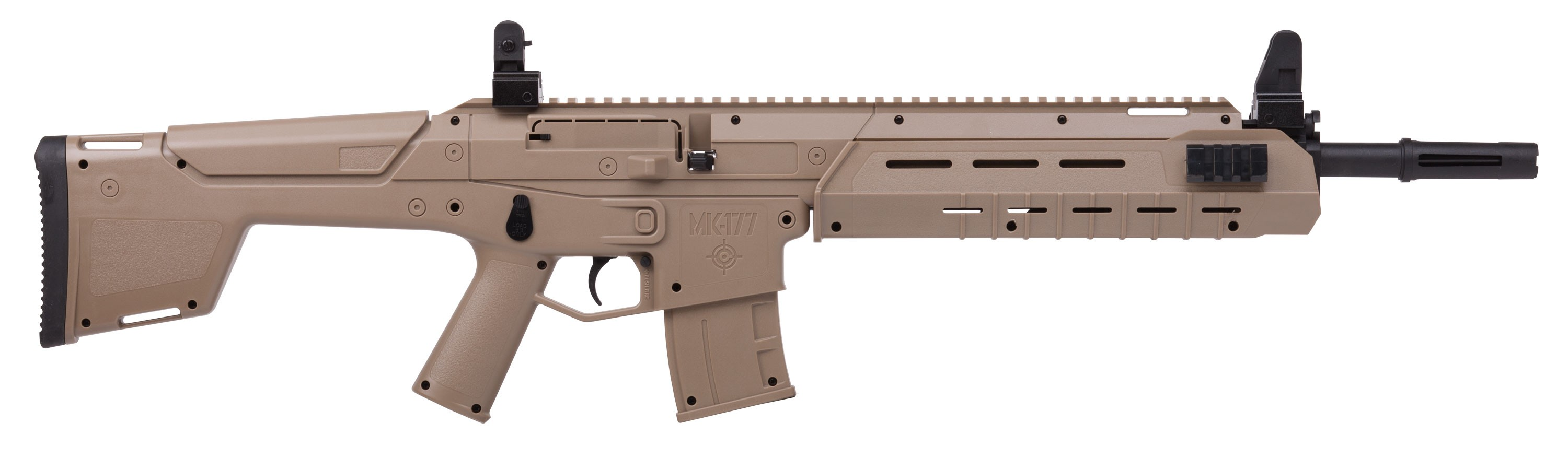 crosman mk-177 tan tactical air rifle specs