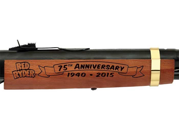 Daisy Red Ryder 1938 75th Anniversary sight