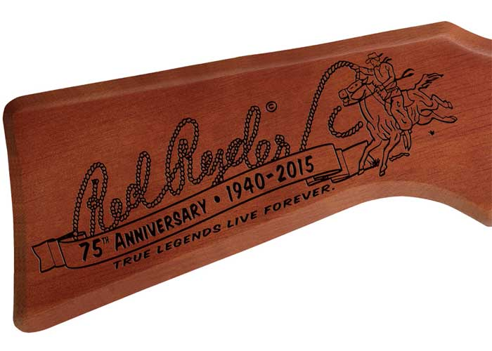 Daisy Red Ryder 1938 75th Anniversary stock