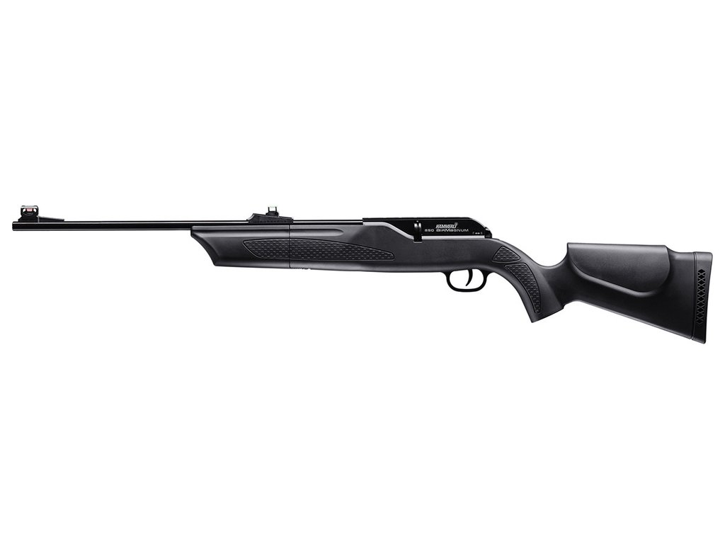 Hammerli 850 Air Magnum CO2 Air Rifle. Best .22 air rifle review