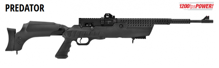 Hatsan Predator PCP Air rifle
