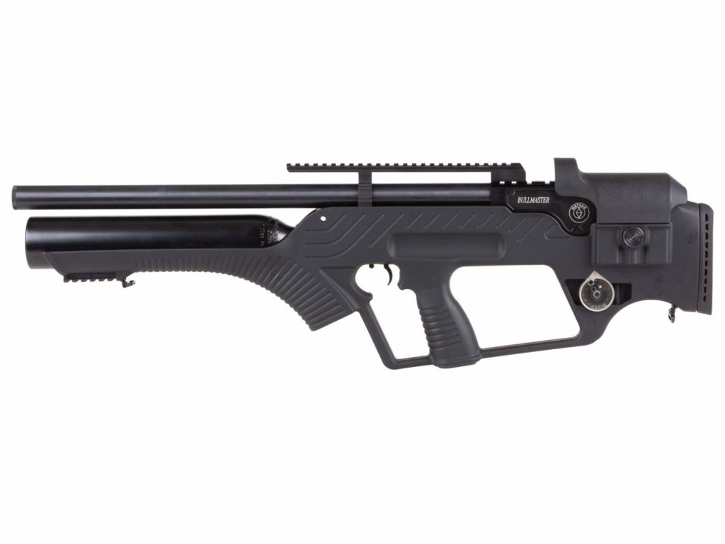 Hatsan BullMaster Semi Auto PCP Air Rifle Best .177 air rifles for the money (Reviews and Buying Guide 2021)