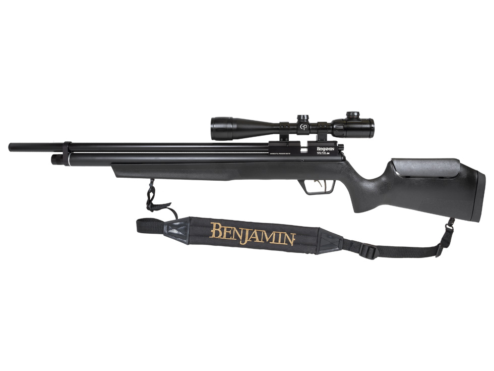 benjamin marauder air rifle synthetic premium combo 258 Benjamin Marauder Synthetic Stock (Gen 2)- The Perfect Mix of Superiority And Affordability