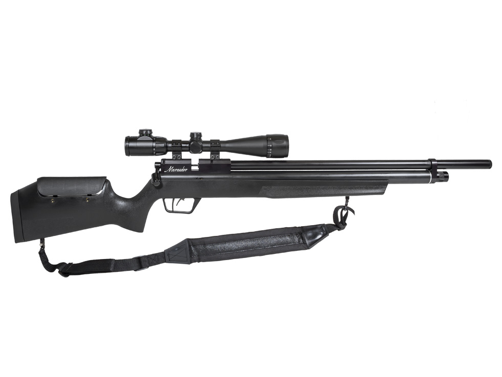 benjamin marauder air rifle synthetic premium combo 260 Benjamin Marauder Synthetic Stock (Gen 2)- The Perfect Mix of Superiority And Affordability