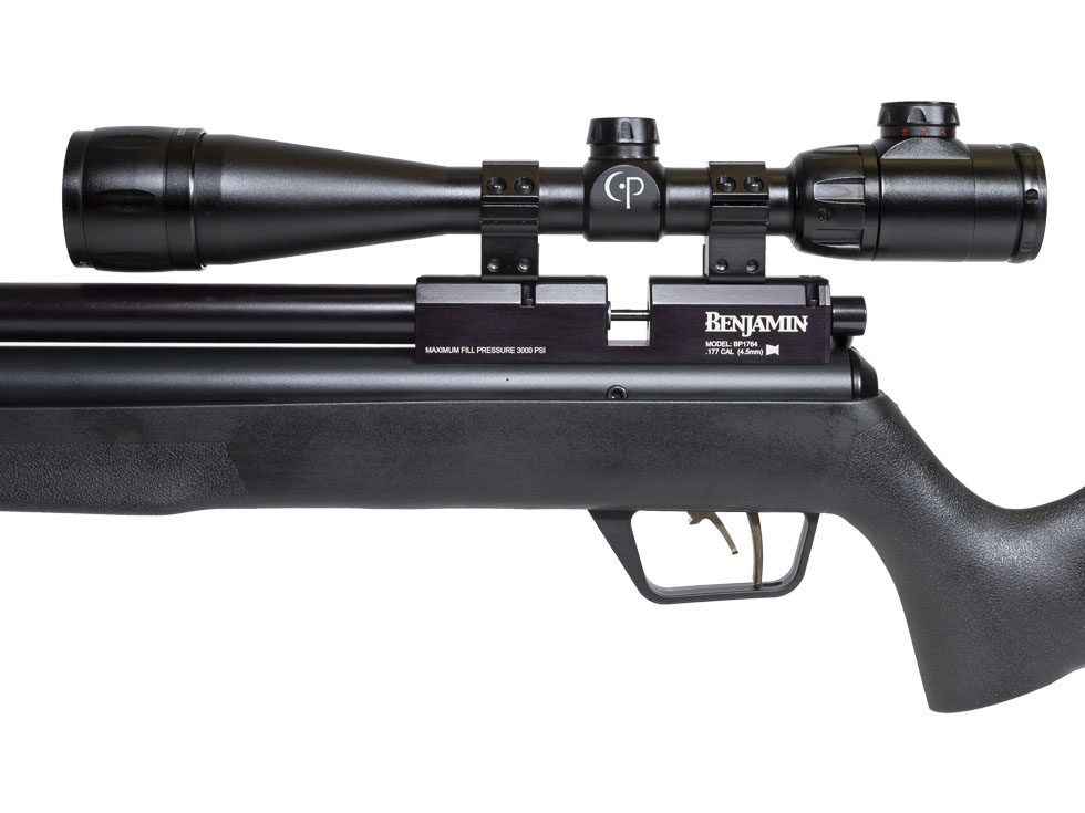 benjamin marauder air rifle synthetic premium combo 264 Benjamin Marauder Synthetic Stock (Gen 2)- The Perfect Mix of Superiority And Affordability