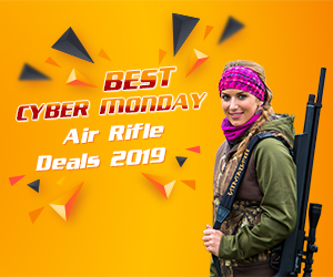 best cyber monday air rifle deals