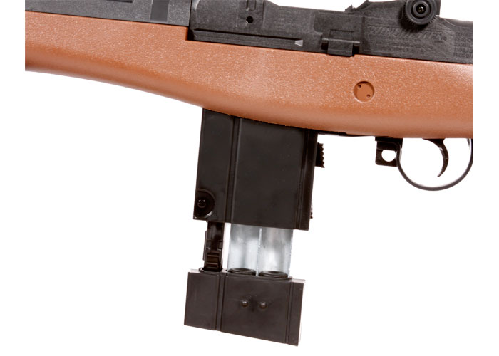 DY Winchester M14 Co2 Rifle REVIEW