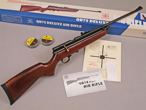 beeman qb78 price Beeman QB78  Air Rifle Review – Ensure The Success You Deserve