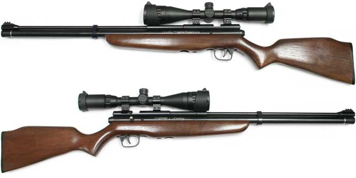 benjamin discovery air rifle