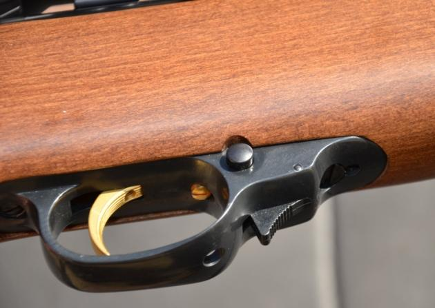 hw90 trigger 1 Weihrauch HW90 Air Rifle Review