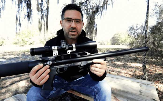 airforce condor ss pcp rifle - the best pcp air rifle 2020