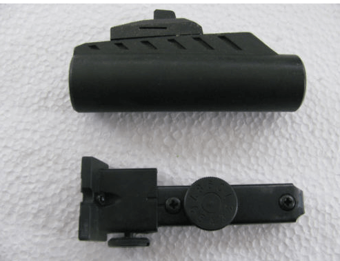 diana rws 48 air rifle standard rws rear sight