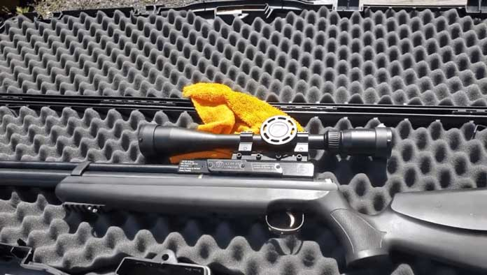 hatsan at44-10 long qe - the best pcp guns you can buy right now