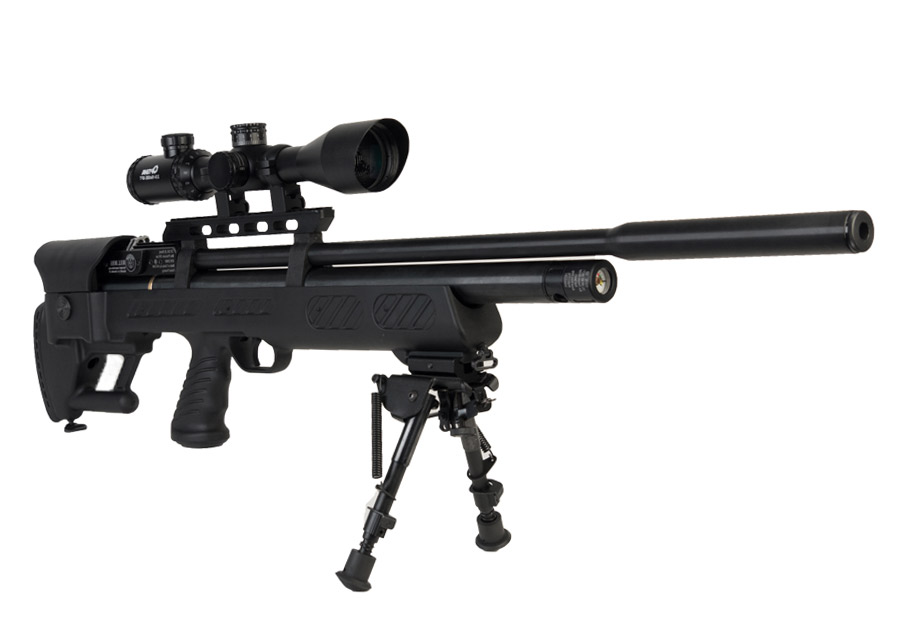 hatsan bullboss qe rifle - the best pcp air rifle 2020