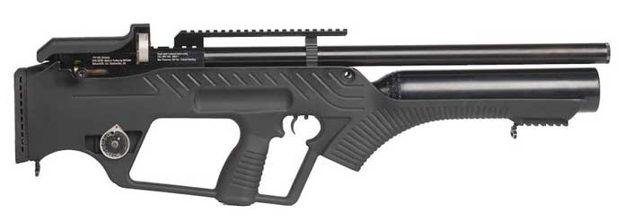 hatsan bullmaster semi-auto pcp rifle - the best pcp guns you can buy right now