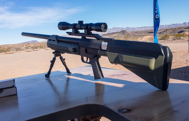 image 1 AirForce Texan Big Bore Review - Make Shooting Great Again