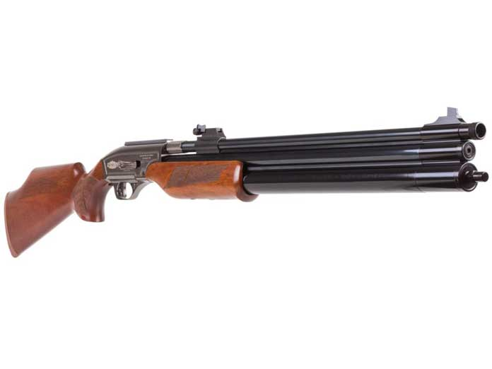 seneca dragon claw 500cc air rifle - the best pcp air rifle 2020