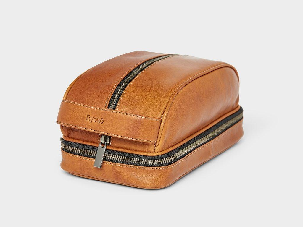vintage style leather bag is one of best father's day gifts
