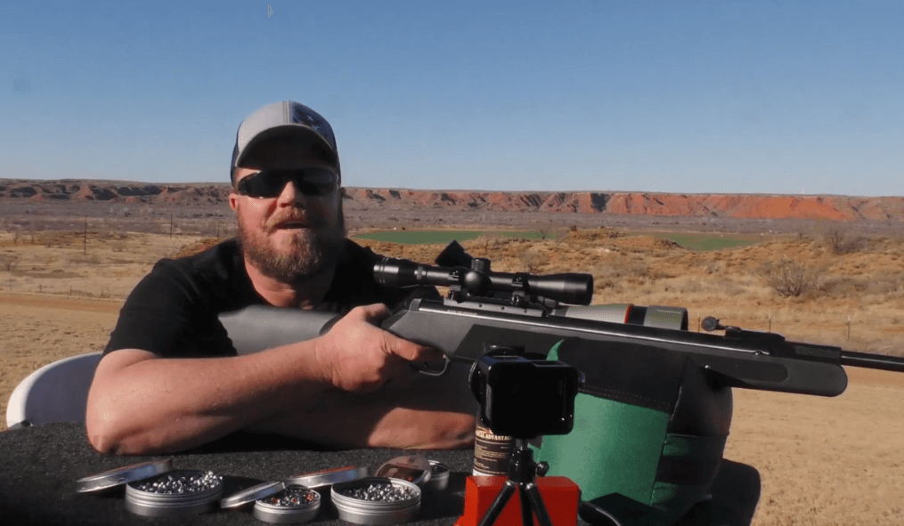 Ruger Air Magnum Combo review