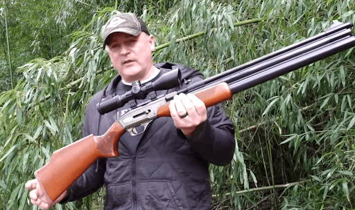 choose pcp air rifle for hunting purpose
