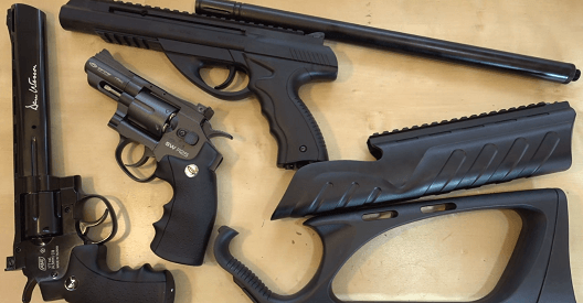 how to choose the best CO2 air rifle