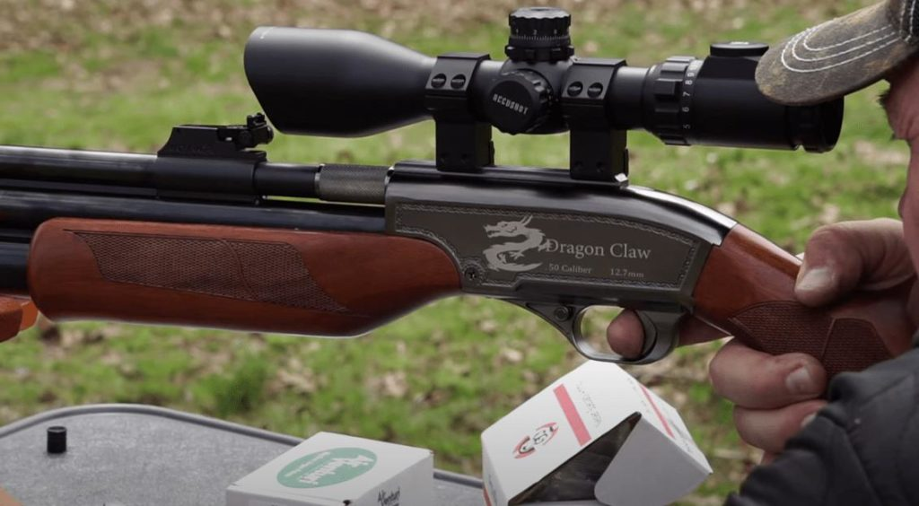 high powered air rifle for hunting deer