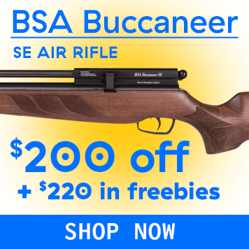 bcanna 1 Best Air Rifle Deals (Updated August - 2020)