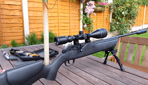 best-CO2-air-rifle-for-squirrel-hunting