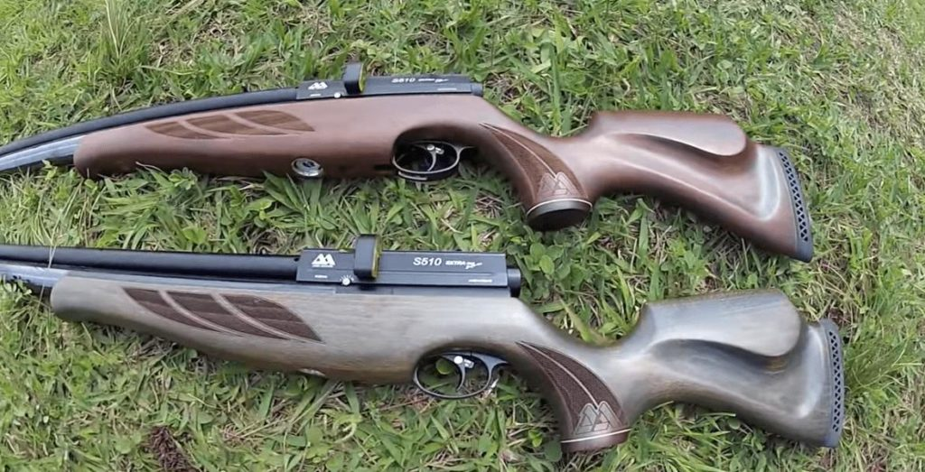 best air rifle for small deer