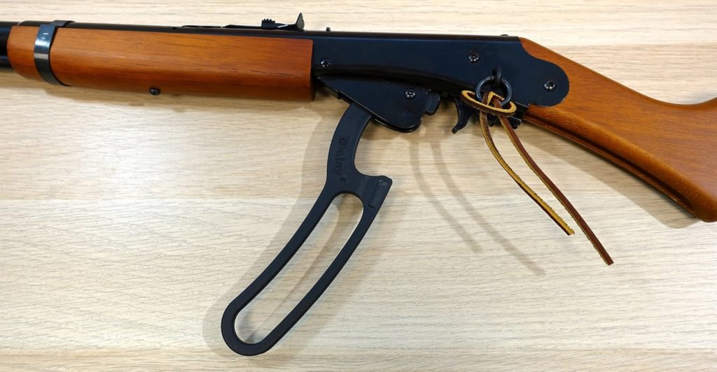 d3 Daisy Red Ryder 1938 air rifle Review