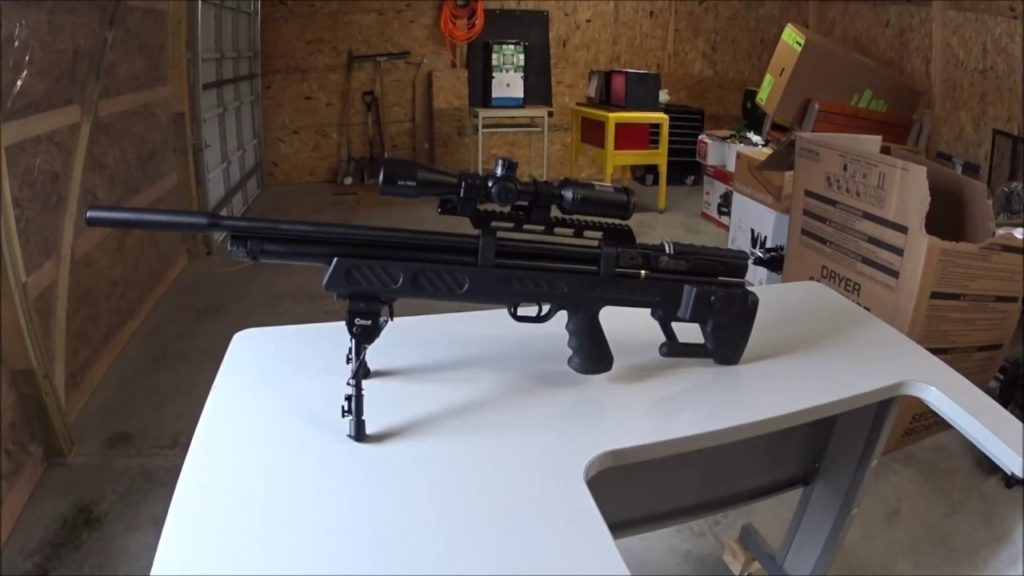 h2 Hatsan Bullboss Air Rifle Review - Your Best Hunting Partner