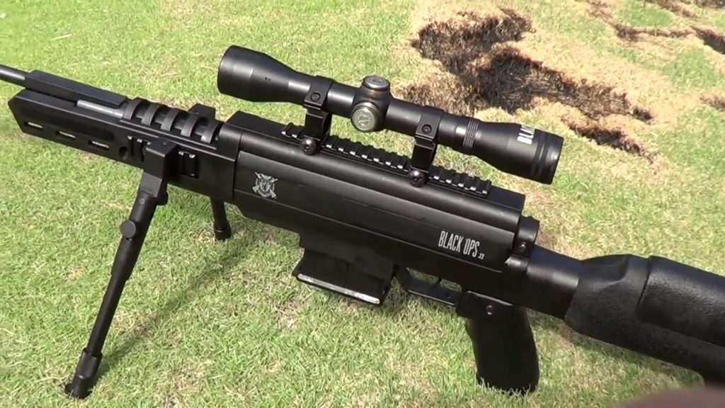 b2 Black Ops Tactical Sniper Gas Piston Review