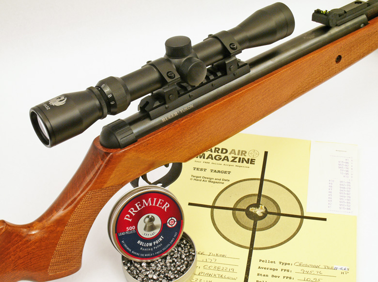 r2 Ruger Yukon Air Rifle Review -  Don't judge the book by its cover