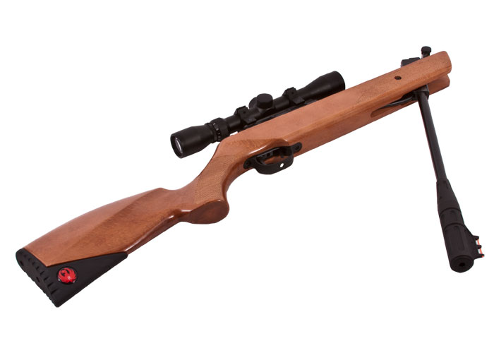 r4 Ruger Yukon Air Rifle Review -  Don't judge the book by its cover