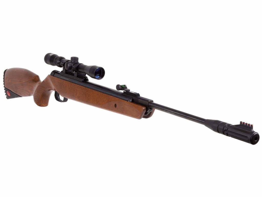 r5 Ruger Yukon Air Rifle Review -  Don't judge the book by its cover