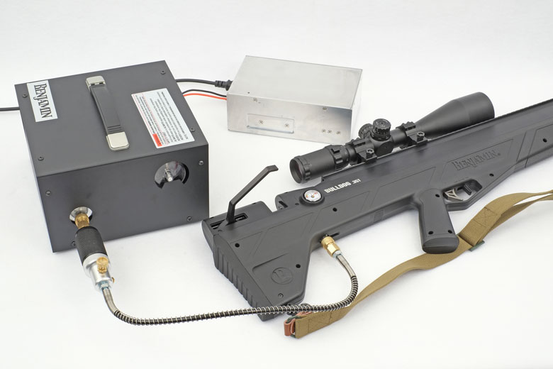 a1 How to choose the right air source for PCP air rifle