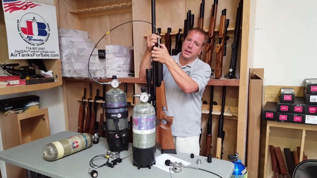 c2 How to choose the right air source for PCP air rifle