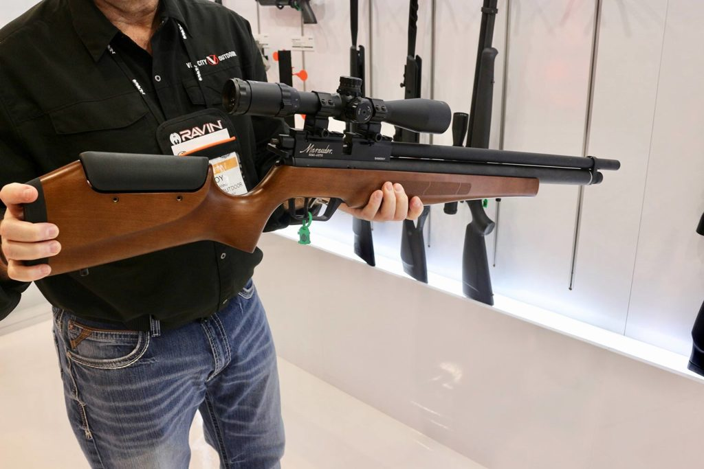 r1 1 Benjamin Marauder - Wood Stock (Gen 1) Review - The Best Name in The Air Rifle Game