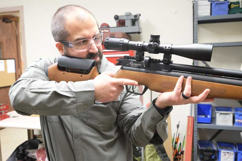 r3 1 Benjamin Marauder - Wood Stock (Gen 1) Review - The Best Name in The Air Rifle Game