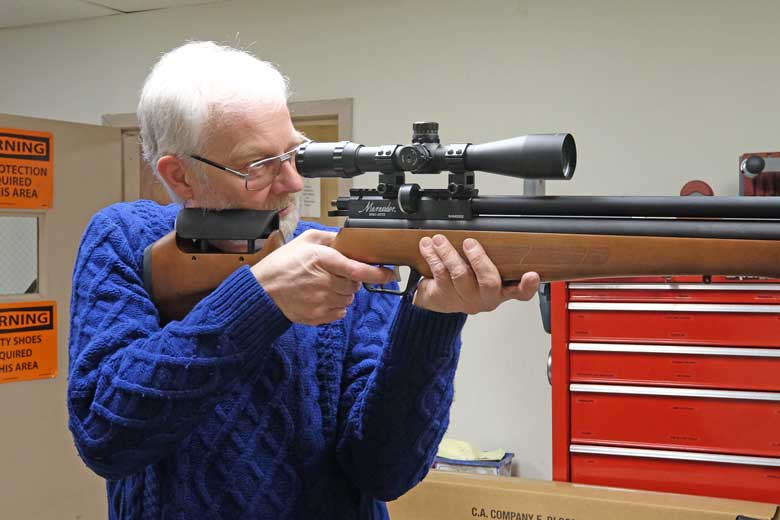 r4 Benjamin Marauder - Wood Stock (Gen 1) Review - The Best Name in The Air Rifle Game