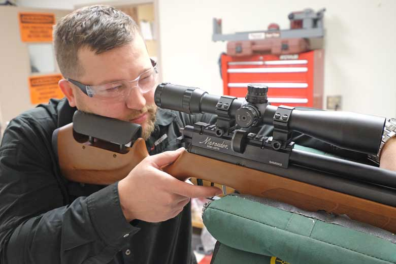 r5 Benjamin Marauder - Wood Stock (Gen 1) Review - The Best Name in The Air Rifle Game