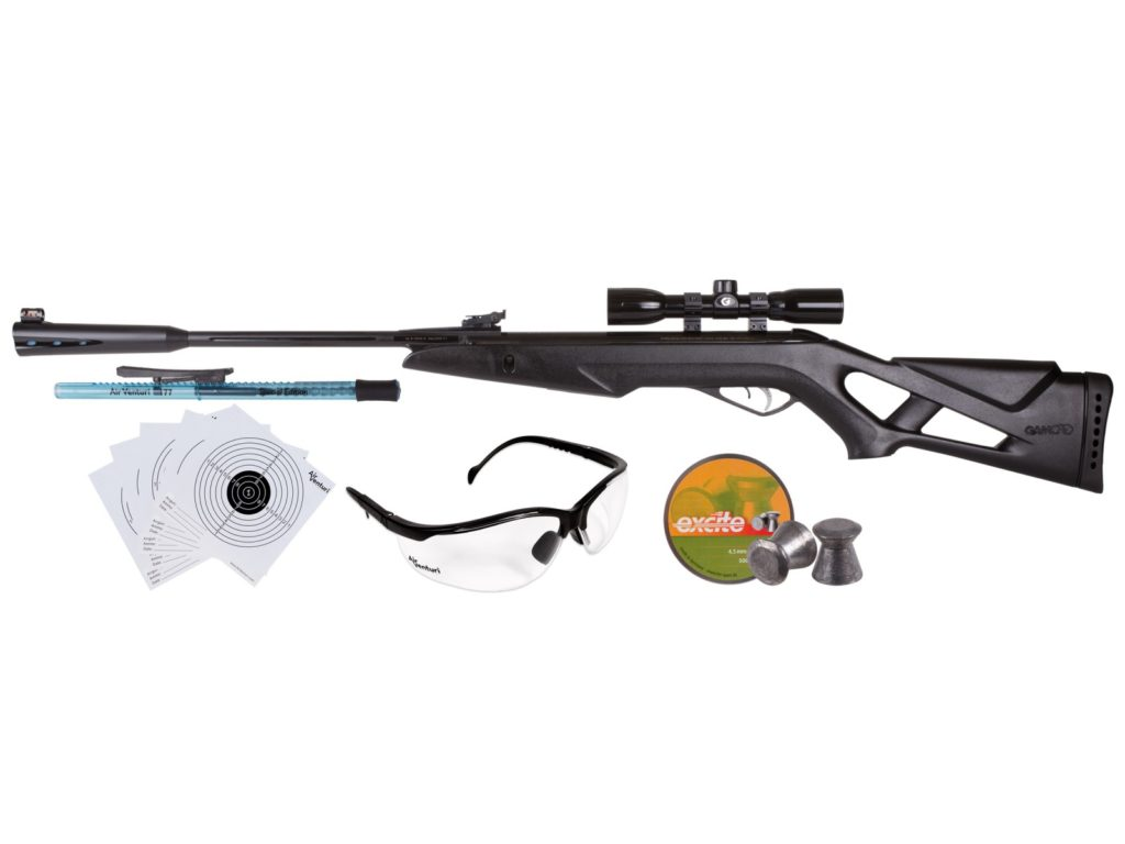 ss4 Best air rifles for hunting (Reviews and Buying Guide 2021)