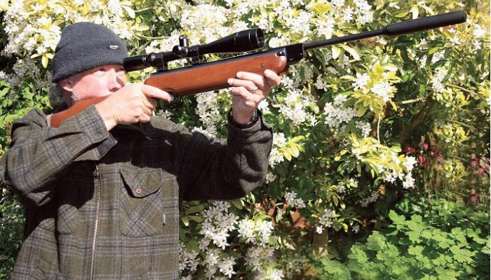 w1 Best Break Barrel Air Rifle that Hits Like a Champ (Reviews and Buying Guide 2021)